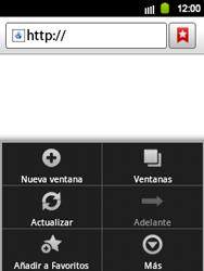 Configura el Internet - Samsung Galaxy Y  GT - S5360 - Passo 21