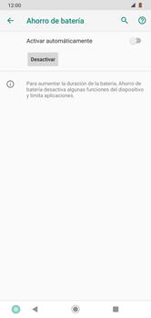 Modo de ahorro de batería - Motorola Moto G8 Plus (Dual SIM) - Passo 6