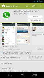 Instala las aplicaciones - Motorola RAZR HD  XT925 - Passo 19