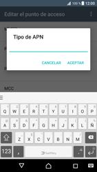 Configura el Internet - Sony Xperia XZ Premium - Passo 14