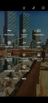Modo profesional - Huawei P40 Lite - Passo 6