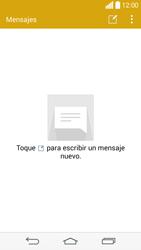 Envía fotos, videos y audio por mensaje de texto - LG G3 Beat - Passo 3