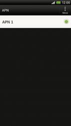 Configura el Internet - HTC ONE X  Endeavor - Passo 8