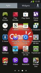Crea una cuenta - Samsung Galaxy Zoom S4 - C105 - Passo 2