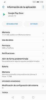 Limpieza de aplicación - Huawei Mate 20 Lite - Passo 5
