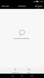 Envía fotos, videos y audio por mensaje de texto - Huawei Ascend Mate 7 - Passo 2