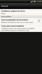 Configura el Internet - HTC ONE X  Endeavor - Passo 26
