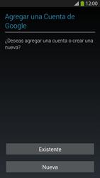 Crea una cuenta - Samsung Galaxy S4  GT - I9500 - Passo 3