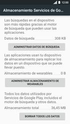 Limpieza de aplicación - Motorola Moto C - Passo 8