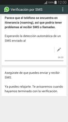 Configuración de Whatsapp - Samsung Galaxy Alpha - G850 - Passo 7