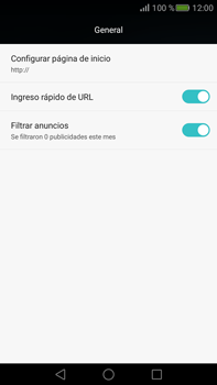 Configura el Internet - Huawei Mate S - Passo 21