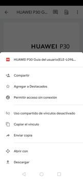 Descargar contenido de la nube - Huawei P30 - Passo 8