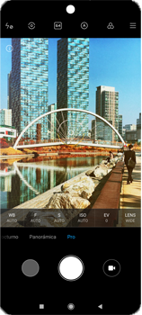 Modo profesional - Xiaomi Redmi Note 9 Pro - Passo 8