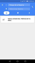 Uso de la navegación GPS - Huawei P9 Lite 2017 - Passo 12