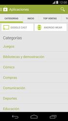 Instala las aplicaciones - Motorola Moto X (2a Gen) - Passo 6