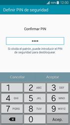 Desbloqueo del equipo por medio del patrón - Samsung Galaxy A3 - A300M - Passo 14