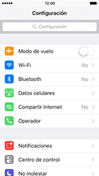 Configura el hotspot móvil - Apple iPhone 5 - Passo 3