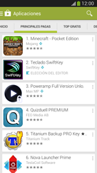 Instala las aplicaciones - Samsung Galaxy Zoom S4 - C105 - Passo 7