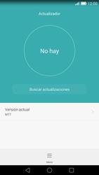 Actualiza el software del equipo - Huawei Ascend Mate 7 - Passo 8