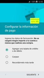 Crea una cuenta - Samsung Galaxy S6 Edge - G925 - Passo 14