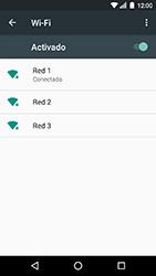 Configura el WiFi - LG K8 (2017) - Passo 8