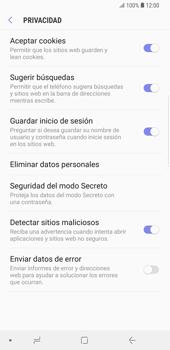 Limpieza de explorador - Samsung Galaxy S9 Plus - Passo 8