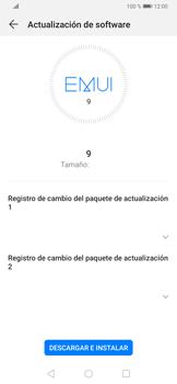 Actualiza el software del equipo - Huawei P30 - Passo 7