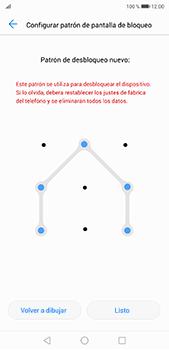 Desbloqueo del equipo por medio del patrón - Huawei P20 Pro - Passo 9