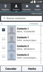 Envía fotos, videos y audio por mensaje de texto - LG L70 - Passo 6