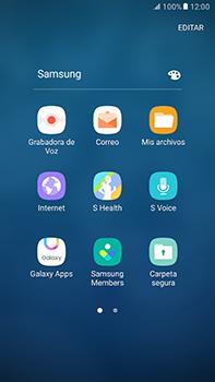 Configura el Internet - Samsung Galaxy A7 2017 - A720 - Passo 21