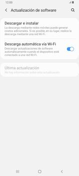 Actualiza el software del equipo - Samsung Galaxy A80 - Passo 6