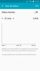 Desactiva tu conexión de datos - Samsung Galaxy S6 Edge - G925 - Passo 6