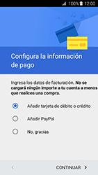 Crea una cuenta - Samsung Galaxy J3 - J320 - Passo 17