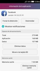 Limpieza de aplicación - Huawei Y3 II - Passo 4