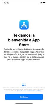 Instala las aplicaciones - Apple iPhone XS Max - Passo 3