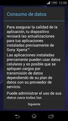 Activa el equipo - Sony Xperia E3 D2203 - Passo 11