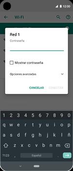 Configura el WiFi - Motorola One Vision (Single SIM) - Passo 8