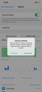 Modo de ahorro de batería - Apple iPhone 11 - Passo 4