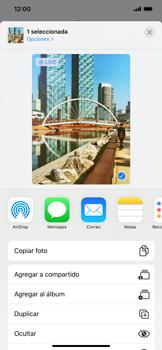 Opciones de la cámara - Apple iPhone 11 - Passo 13