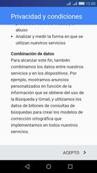 Crea una cuenta - Huawei Y6 - Passo 12