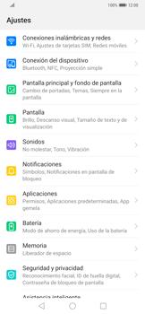 Desinstalar aplicaciones - Huawei Mate 20 Pro - Passo 2