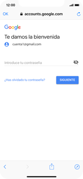 Configura tu correo electrónico - Apple iPhone XS - Passo 8