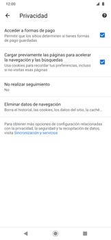 Limpieza de explorador - Motorola One Zoom - Passo 9