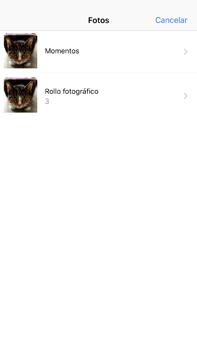 Envía fotos, videos y audio por mensaje de texto - Apple iPhone 8 Plus - Passo 11
