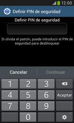 Desbloqueo del equipo por medio del patrón - Samsung Galaxy Trend Plus S7580 - Passo 12