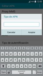 Configura el Internet - Samsung Galaxy A3 - A300M - Passo 13