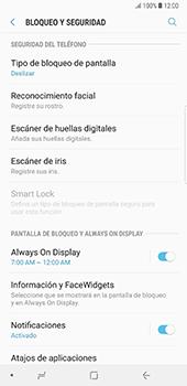 Desbloqueo del equipo por medio del patrón - Samsung Galaxy Note 8 - Passo 5