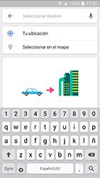 Uso de la navegación GPS - Samsung Galaxy J3 - J320 - Passo 14