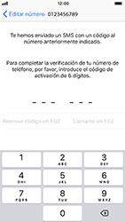 Configuración de Whatsapp - Apple iPhone 8 - Passo 10