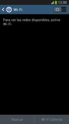 Configura el WiFi - Samsung Galaxy Zoom S4 - C105 - Passo 5